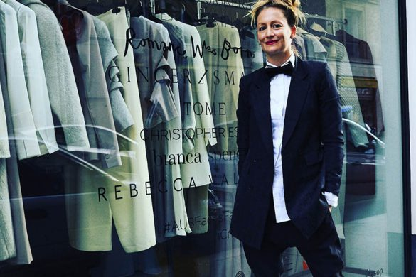 Insider's Guide to Paris with GM of Australian Fashion Chamber - Courtney Miller