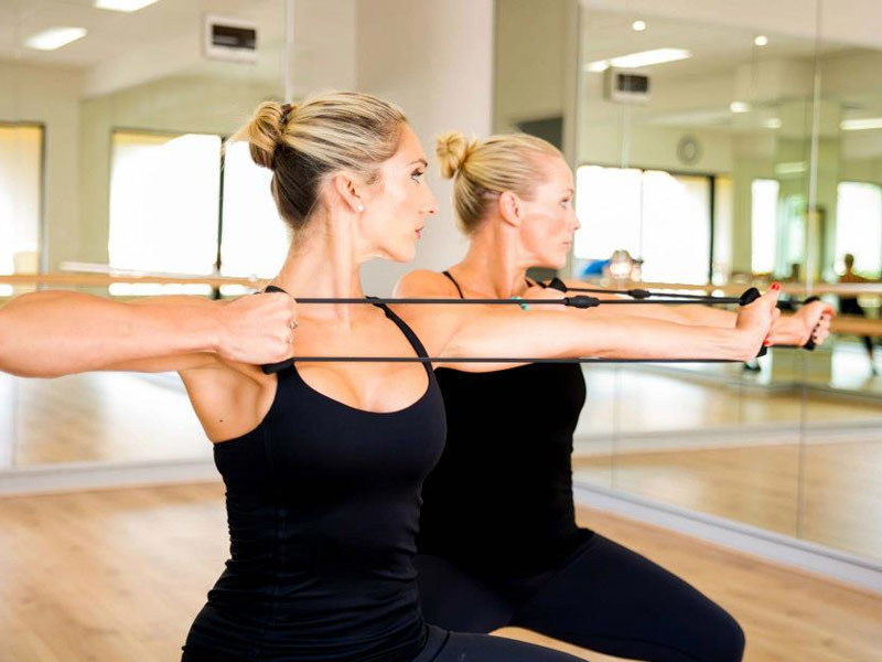Xtend Barre resistance band