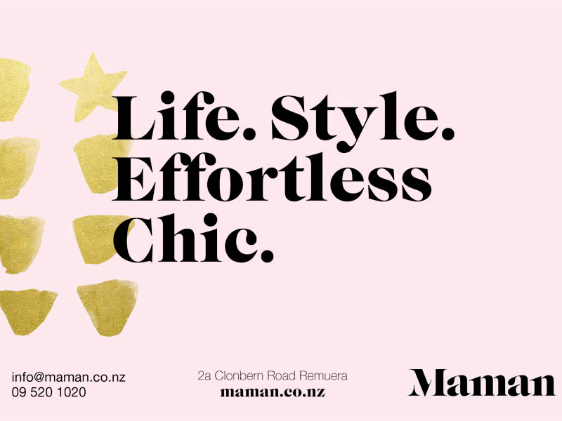Maman Boutique - An Insiders Guide to Auckland