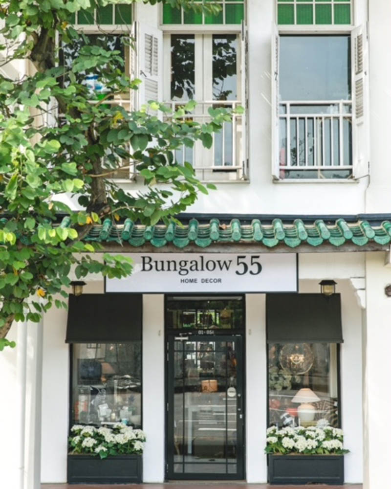 An Insiders guide to Singapore - Bungalow 55