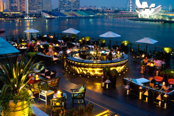Insider's guide to singapore - lantern bar