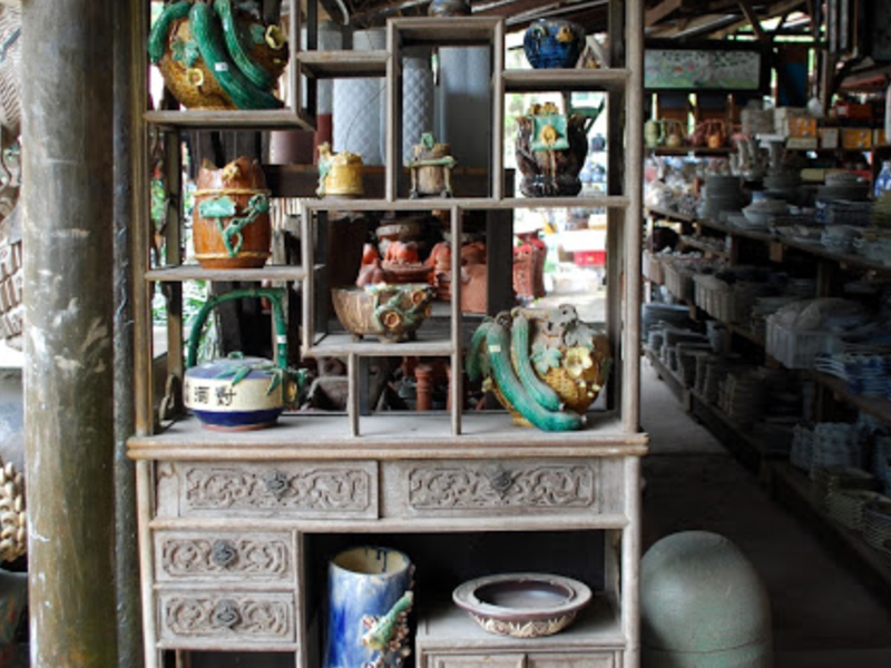 Insider's guide to Singapore - Thow Kwong Pottery Jungle