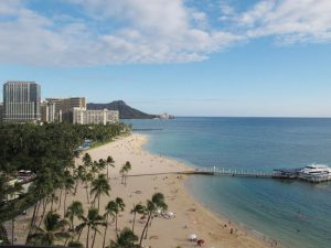 Top destinations for mum - Waikiki