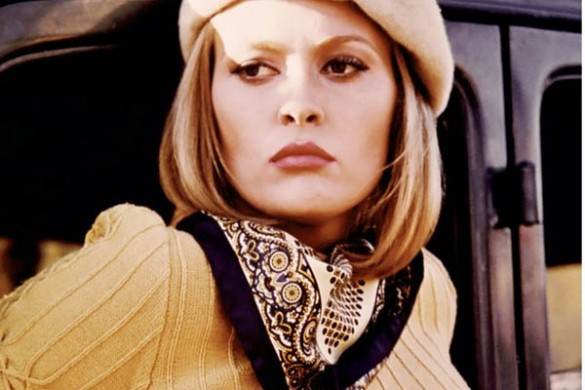 Top ten scarf movie moments - Bonnie and Clyde