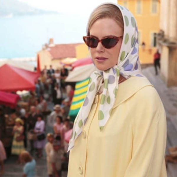 Top ten scarf movie moments - Grace of Monaco