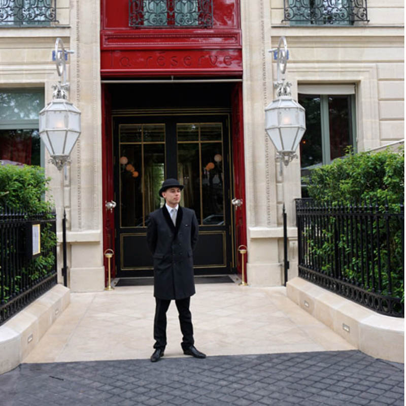 Insider's Guide to Paris - La Reserve Hotel