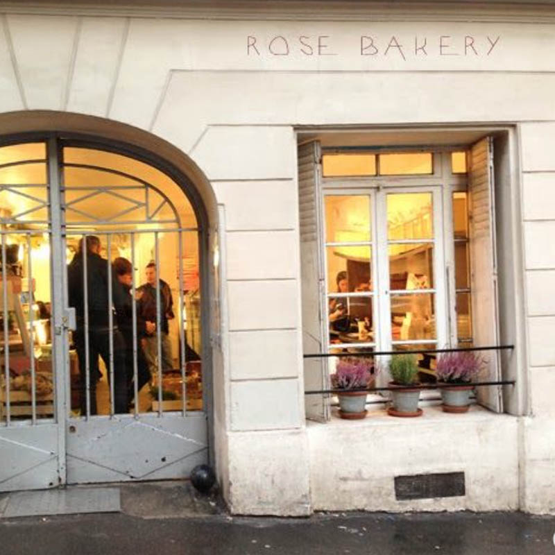 Insider's Guide to Paris - Rose Bakery