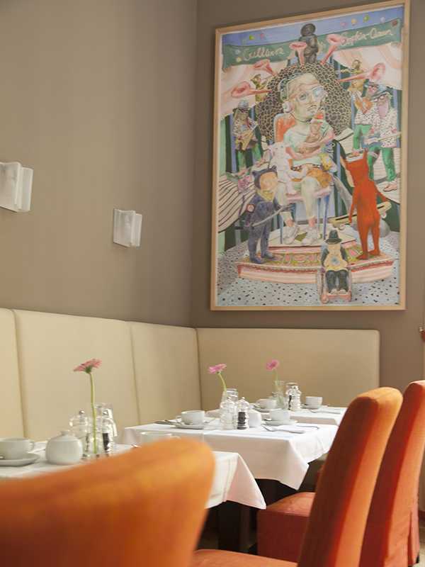 Art Hotels of Austria - Inside the Hotel Alstadt