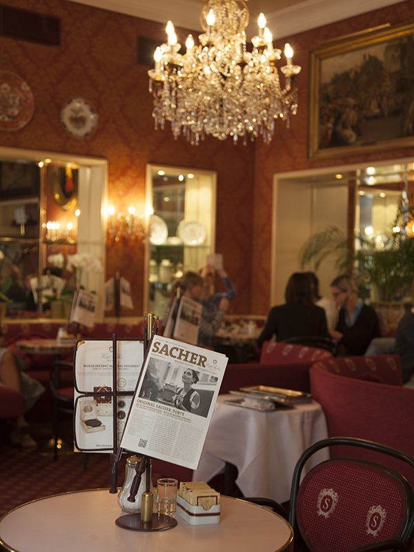 Art Hotels of Austria - Hotel Sacher