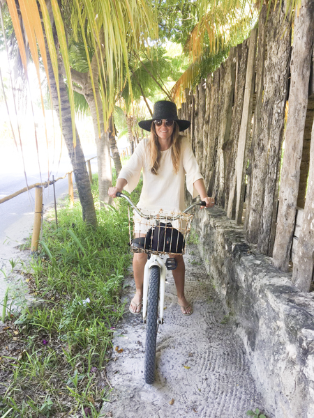 the ultimate guide to tulum - take a bike ride
