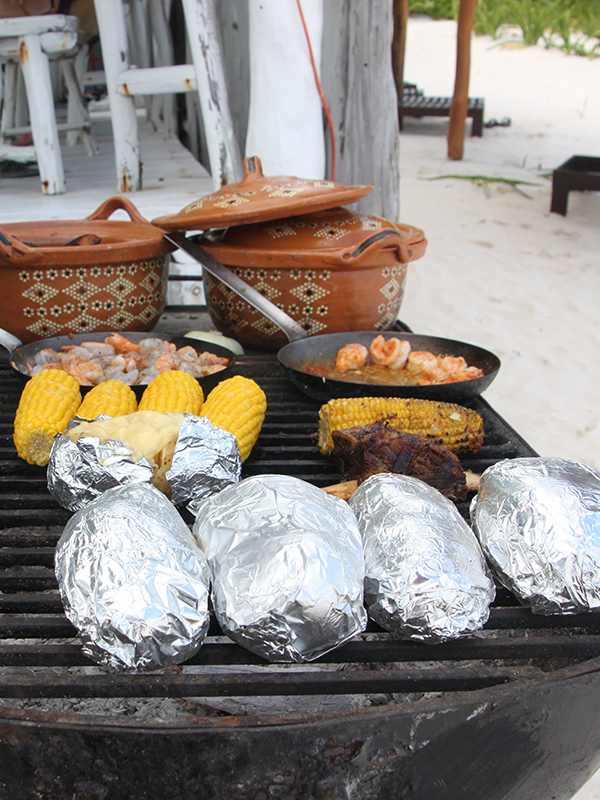 the ultimate style guide to tulum - cocos bbq