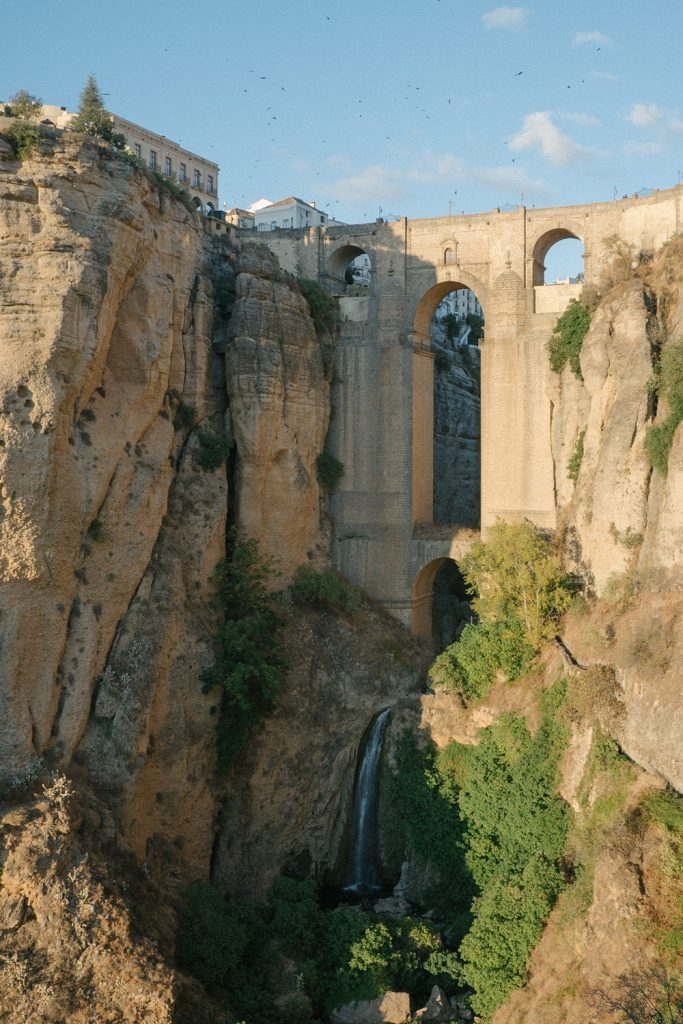 explore southern spain with escape button blog - ronda