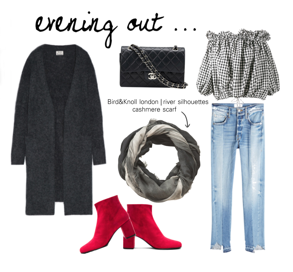 what to wear for an evening out in wanaka