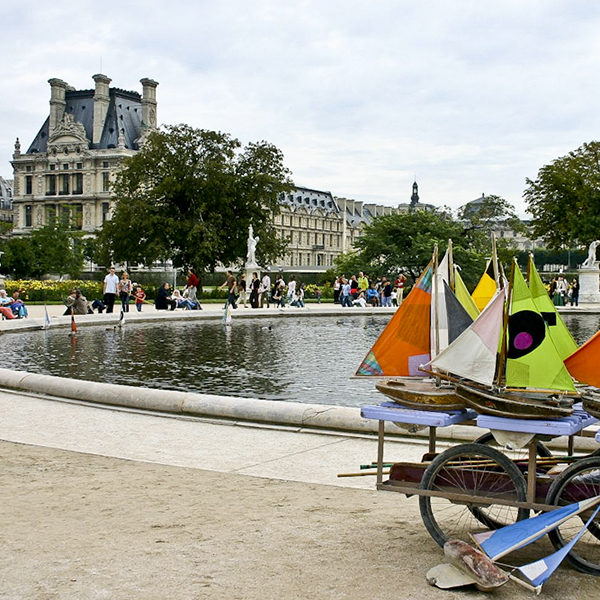 Explore Paris with Kirstie Clements - Jardin Luxembourg