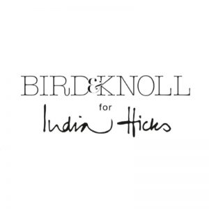 Bird and Knoll for India Hicks